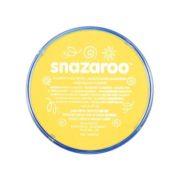 Farba do malowania twarzy Snazaroo 18ml żółta BRIGHT YELLOW