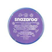Farba do malowania twarzy Snazaroo 18ml liliowa LILAC