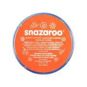 Farba do malowania twarzy Snazaroo 18ml pomarańczowa ORANGE