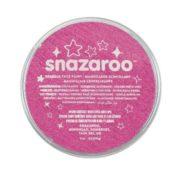Farba do malowania twarzy Snazaroo 18ml różowa z połyskiem SPARKLE PINK