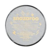 Farba do malowania twarzy Snazaroo 18ml srebrna SILVER