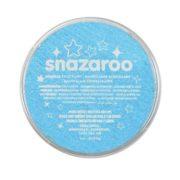 Farba do malowania twarzy Snazaroo 18ml turkusowa z połyskiem SPARKLE TURQUOISE