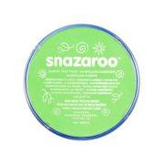 Farba do malowania twarzy Snazaroo 18ml limonkowa zieleń LIME GREEN