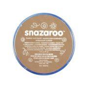 Farba do malowania twarzy Snazaroo 18ml beżowa LIGHT BEIGE