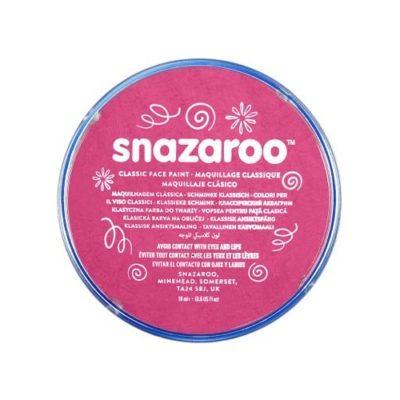 Farba do malowania twarzy Snazaroo 18ml fuksja FUCHSIA PINK