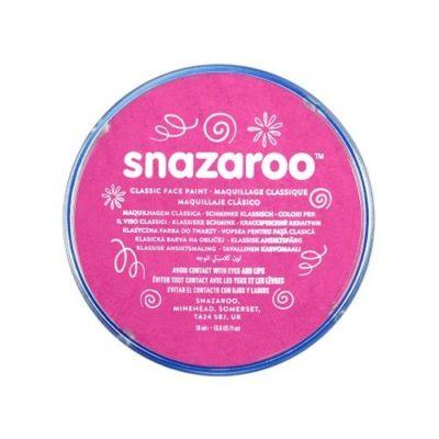 Farba do malowania twarzy Snazaroo 18ml różowa BRIGHT PINK