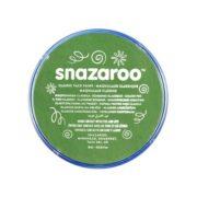 Farba do malowania twarzy Snazaroo 18ml zieleń trawiasta GRASS GREEN