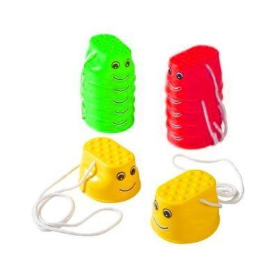 Mini szczudła dla dzieci 1 para