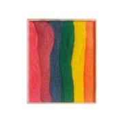 Farby do twarzy PartyXplosion Rainbowcake 50g Metallic Rainbow