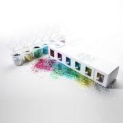 Brokat Chunky Glitter Superstar Biodegradowalny 90ml 6 kolorów