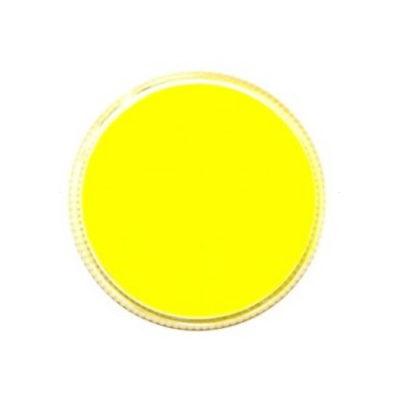 Farba do twarzy Fusion Body Art FX UV Neon Yellow 32g