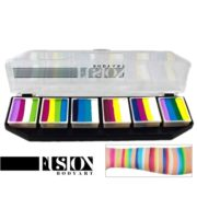 Paletka FUSION Body Art Palette Colour Punch