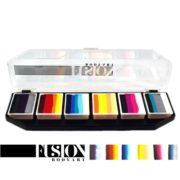 Paletka FUSION Body Art Palette Hero Power by Onalee Rivera