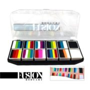 Paletka FUSION Body Art Palette Rainbow Explosion