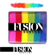 Farba do twarzy Fusion Body Art Rainbowcake Bright Rainbow