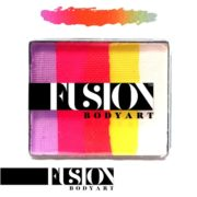Farba do twarzy Fusion Body Art Rainbowcake Caribbean Sunset
