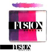 Farba do twarzy Fusion Body Art Rainbowcake Caribbean Sunset